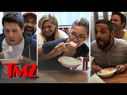 The Rules: TMZ Trivia - Ice Cream Challenge!