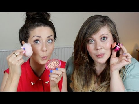 Soft. Summer Makeup Tutorial with Louise   Zoella