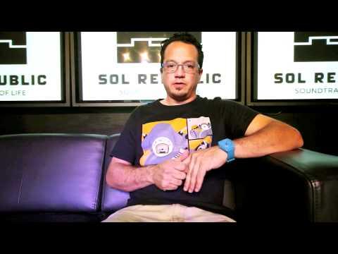 SOL REPUBLIC Interviews Mark Farina