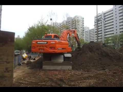 [ WinwinUsed Machinery ] used excavator DOOSAN DX210 W
