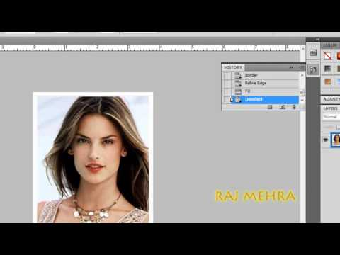 0 photoshop tutorial in HINDI