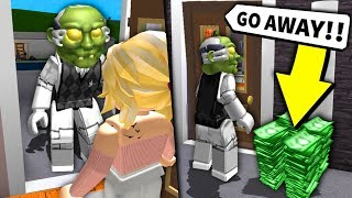 If Bloxburg bulies let this GROSS OLD MAN in their house I MAKE THEM RICH