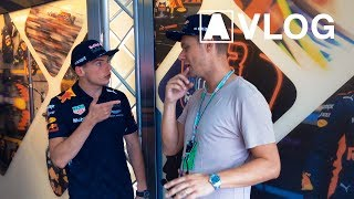 Armin VLOG #7: Meeting up with Max Verstappen in Austria!