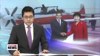 EARLY EDITION 18:00 Korea, U.S. reach agreement on nuclear energy cooperation