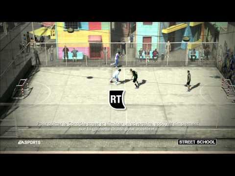 FIFA STREET - Le contrôle STREET
