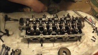 Замена клапанов на хендай акцент 12 клапанов своими руками