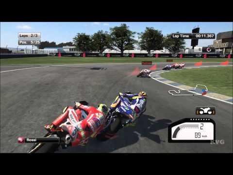 MotoGP 15 - Indianapolis Motor Speedway | USA Gameplay (PC HD) [1080p]