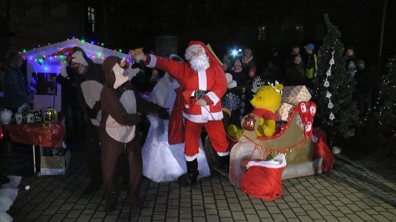 Święty Mikołaj w Świętochłowicach