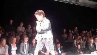 Armani Junior - Kids Fashion Show - Kind + Jugend 2011 - by BabyguruTV