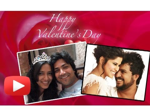 Real Life Couples In Marathi Film Industry - Valentines Day...