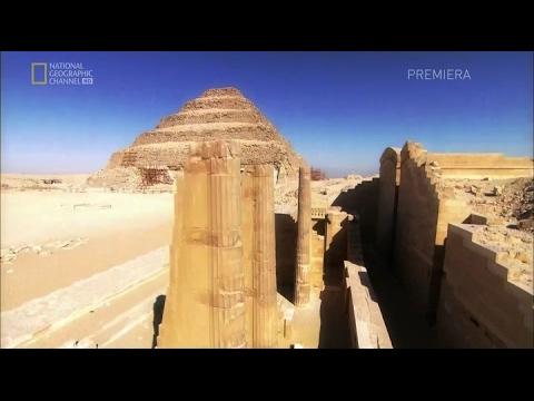 Спасение старейшей пирамиды Египта / Saving Egypt's Oldest Pyramid