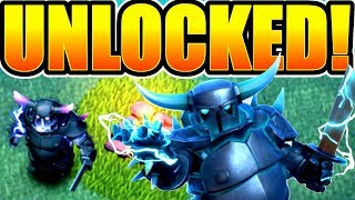STRONGEST TROOP TO EVER EXIST IN CLASH OF CLANS!! - SUPER P.E.K.K.A OFFICIAL UNLOCK!
