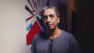 KanaTV - Masters at Work - Eskinder (Alex) Maffi - Painter