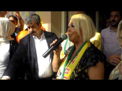 Fatih Bucak Seçim Ofisi Açılışı Urfaflashcom