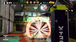Splatoon S+ Ranked Snipes - Fast WW TC Knockout