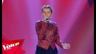 Violeta - Bring Me To Life   Audicionet e Fshehura   The Voice Kids Albania 2019