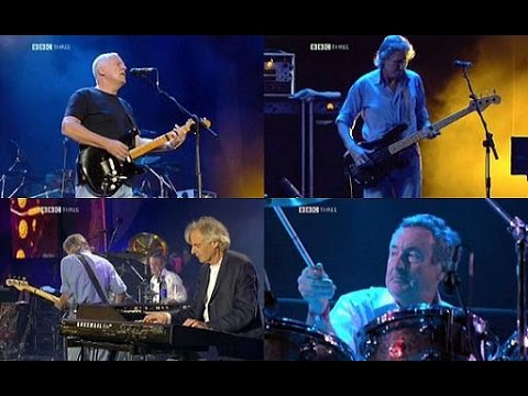 Pink Floyd - The Last  Concert with all Four Members