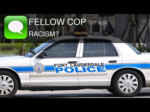 What Dickhead Racist Police Officers Texted Each Other This Time