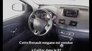 Renault megane occasion visible à Gaillac présentée par Gaillac auto