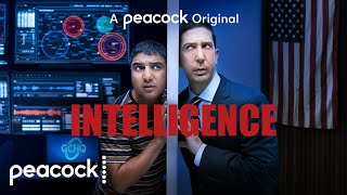 Intelligence | Official Trailer | Peacock