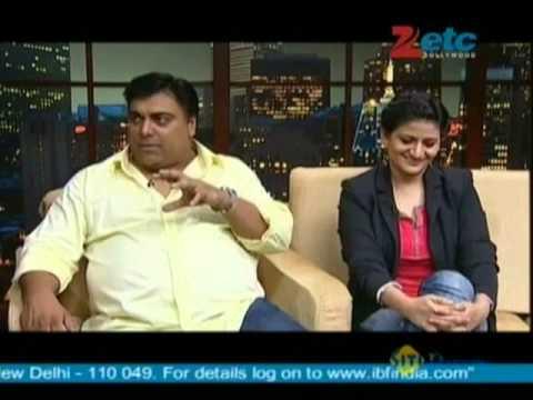 Ram Kapoor & Ashima Chibber With Komal Nahta