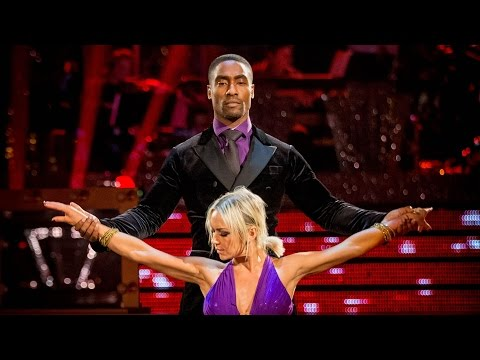 http://www.bbc.co.uk/strictly Simon Webbe and Kristina Rihanoff dance the Argentine Tango to 'El Tango De Roxanne' from the Moulin Rouge soundtrack.