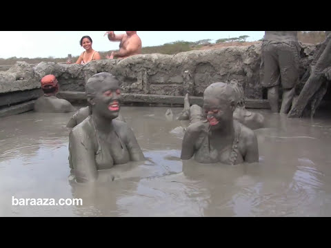 Mud Volcano Cartagena