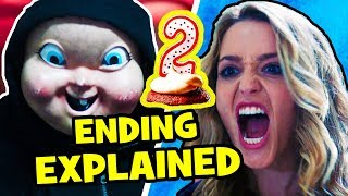 The Ending of HAPPY DEATH DAY 2U Explained - Happy Death Day 3 Post-Credits Theory