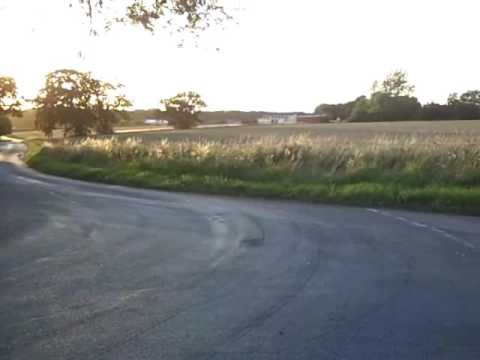 Tour of what is left of Shepherds Grove Airfield, Stanton, Suffolk, UK. Filmed August 2009 (starting at Montrose Farm)
