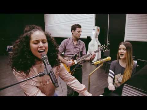 Alicia Keys & Maren Morris - Reharsal (Ensayo)