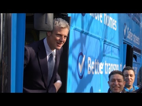 Zac Goldsmith: your London mayoral campaign is a disgrace | Owen Jones talks