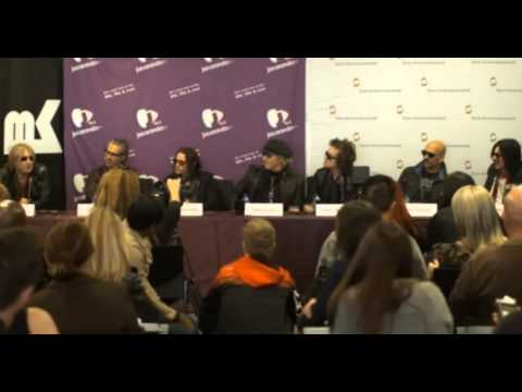 [FULL] Kings Of Chaos Press Conference Johannesburg, South A