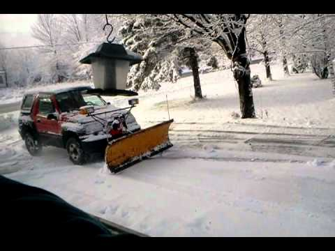geo tracker with plow 2 12 4 11.mp4 youtube