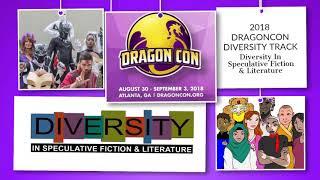 Dragoncon Diversity Track 2018 Schedule