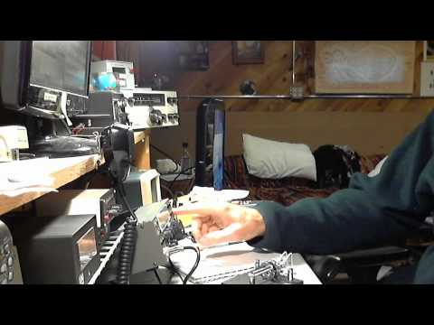 SOUTH SHETLAND ISLANDS 17M QRP CW QSO WITH RI1ANF