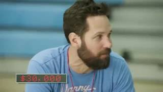 Red Nose Day Paul Rudd & Blake Griffin Sketch