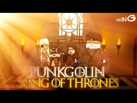 Song of Thrones - Punkgolin