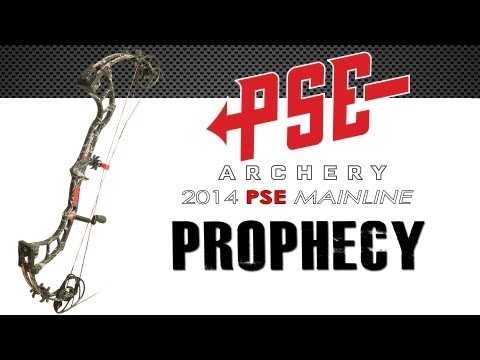2014 PSE Prophecy™ : Fastest Single Cam Bow