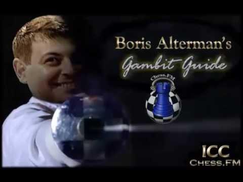 GM Alterman's Gambit Guide - KID Samisch - Part 2 at Chessclub.com