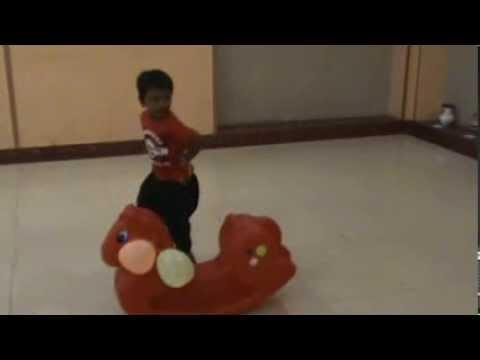 Lakri Ki Kathi By Anush video