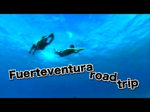 Fuerteventura Road Trip GoPro