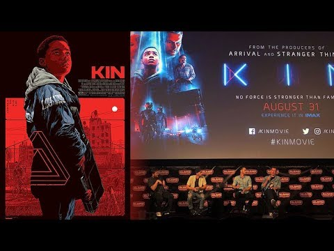 Kin Movie (2018) Interview Q&A With Director Jonathan And Josh Baker
