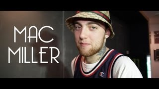Mac Miller Says Prince Saved His Life & Talks New Album Features