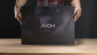 Digital Storm Avon Laptop Unboxing
