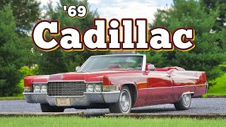 1969 Cadillac DeVille Coupe Convertible: Regular Car Reviews