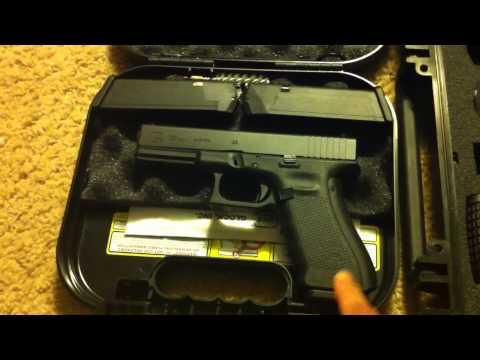 Glock Gen 4 vs Springfield XDM