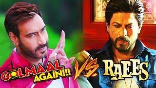 Download Golmaal Again FINALLY BEATS Shahrukh's Raees At Box Office 3Gp Mp4