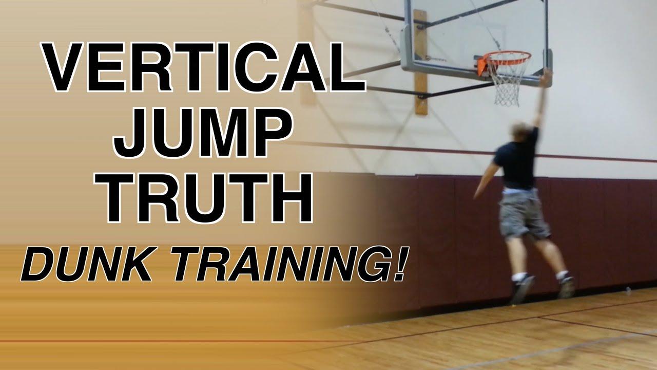 Vertical Jump Truth Dunk Training