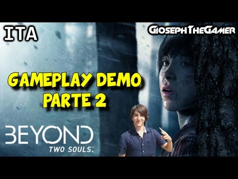 BEYOND: DUE ANIME | GAMEPLAY ITA PT2: BRACCATA [DEMO] By GiosephTheGamer