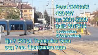 Public Transport of Sofia Bulgaria - test 001